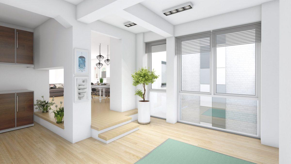 Visualisierung Beispiel-Wohnung